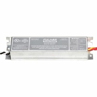 13 to 128 Watts, 1, 2, 3, or 4 Lamps, Electronic Ballast