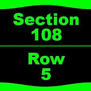 1-6 Tickets Lauryn Hill 10/18 The Theater at MGM National Harbor