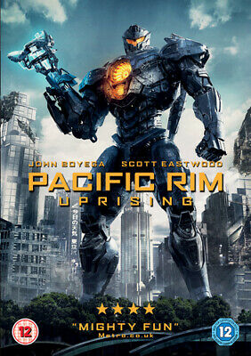 Pacific Rim - Uprising DVD (2018) Scott Eastwood