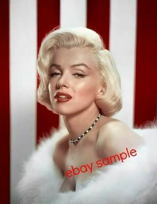 024519b7317 PHOTOGRAPH OF MOVIE Star Marilyn Monroe Hollywood Actress Year 1956 ...