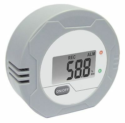 Data Logger,Temperature,-4 to 158 F ZORO SELECT 13G713