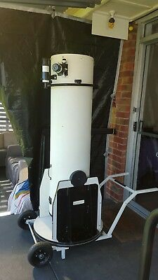 Used telescope Meade Starfinder 12.5 inch reflector