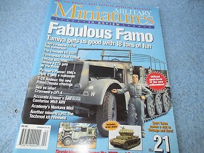 Military Miniatures in Review   -  Ausgabe 21 / 1999