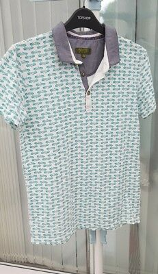 Ted Baker Boy's Teen Polo Shirt Age 11/12