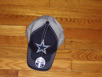 Nwt Dallas Cowboys Nfl Football Adjustable Strap Baseball Cap