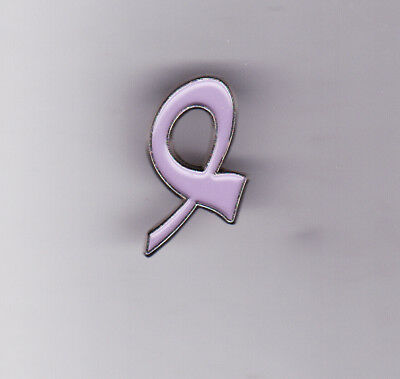 Breast Cancer Awareness Hot Pink Tie Tack Type Pin