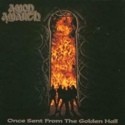 Amon Amarth : Once Sent from the Golden Hall CD (2004)
