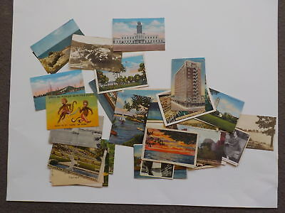 42 WWII Letters Postcards Marine Wife USMC Charles Whipple World War Two VTG WW2