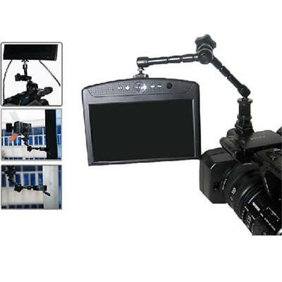 Adjustable Articulating Magic Arm Super Clamp For LCD Monitor Camera Lights LC