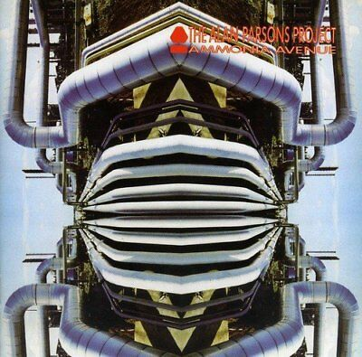 Alan Parsons Project - Ammonia Avenue (Remaste... - Alan Parsons Project CD UAVG