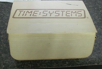 J 9002 DK TSI Time Systems Inc, Months worth of Daily Planner Refill Pages