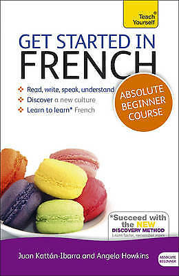 Get Started in French: Teach Yourself, Catrine Carpenter