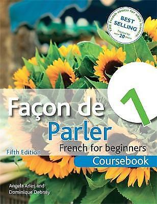 Facon de Parler 1 French for Beginners 5ED, Aries, Angela