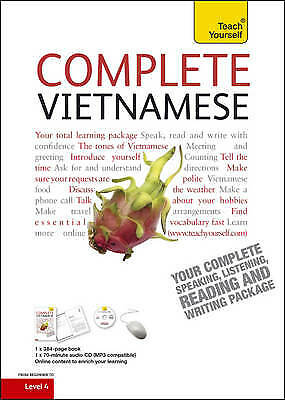 Complete Vietnamese Beginner to Intermediate Book and Audio Course, Healy, Dana