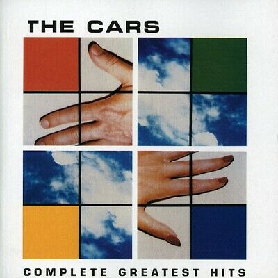 Cars - Complete Greatest Hits CD