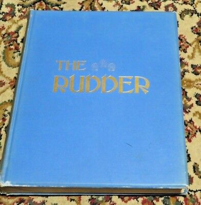 The Rudder-Bound Magazine-Yachts/Yachting-Vol.19-Jan./June 1908-Marblehead Issue