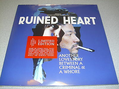 OST - Ruined Heart - LIMITED 2LP Vinyl // Neu&OVP // STEREO TOTAL