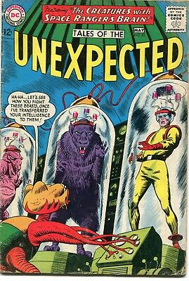 Tales Of The Unexpected # 82 - Last Space Ranger - Bob Brown Art