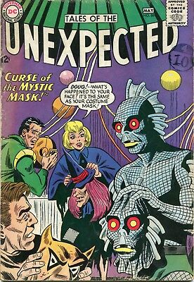 Tales Of The Unexpected # 88 - The Green Glob - Sheldon Moldoff Art
