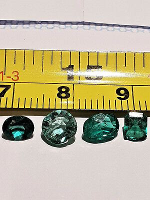 Loose Gemstones Removed From Scrap Jewellery Greens  5 Days