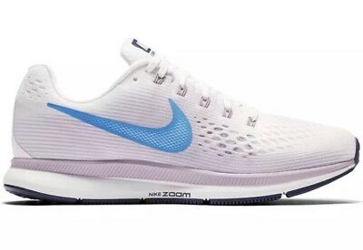 ffac3c69d5dd NEW Sz 12 Women s Nike Air Zoom Pegasus 34 Running Shoe Summit White  880560-105