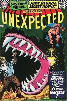Tales Of The Unexpected # 100 - Green Glob - Bernard Baily Art - Cents Copy