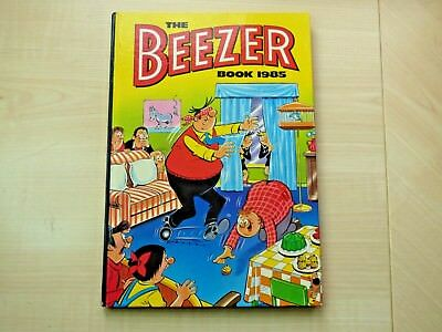 Vintage 1985 The Beezer Annual, not price clipped and in excellent condition