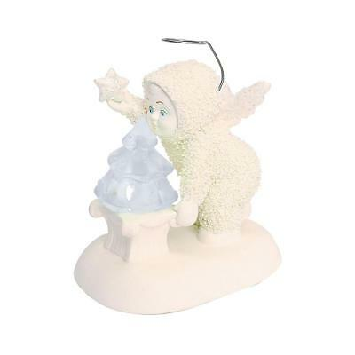 Department 56 Snowbabies Peace New 2018 LET PEACE BEGIN WITH ME Snowbaby 6000852