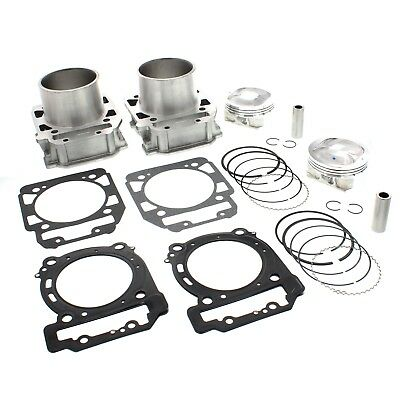 Front Rear Cylinder Piston Set for Bombardier BRP Can-Am Renegade 800 2007-2015