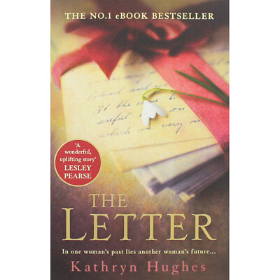 The Letter by Kathryn Hughes (Paperback), Fiction Books, Brand New