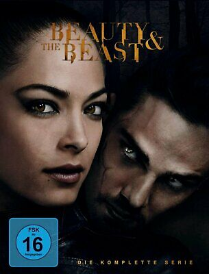 Beauty and the Beast - Die komplette Serie / Gesamtbox # 20-DVD-BOX-NEU