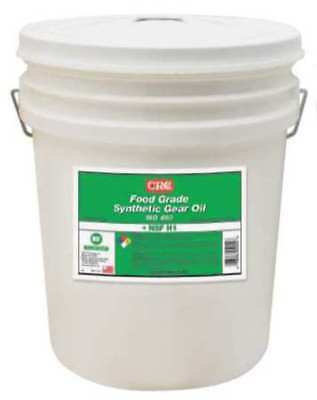 CRC 04242 Food Grade Synthetic Oil, ISO 460, 5 gal.