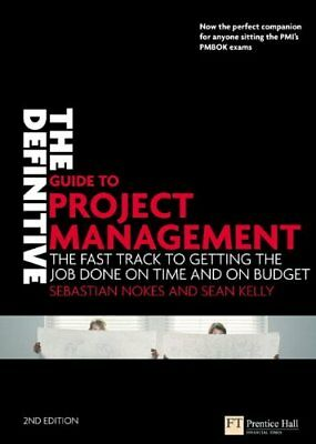 The Definitive Guide to Project Management: The Fast Track to  ,.9780273710974