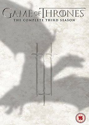 Game of Thrones - Season 3 [DVD] [2014] -  CD 3MLN The Fast Free Shipping