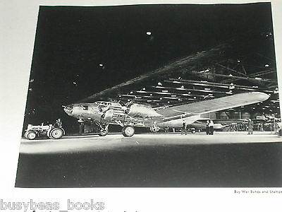 1943 Boeing Aircraft ad, Flying Fortress rollout