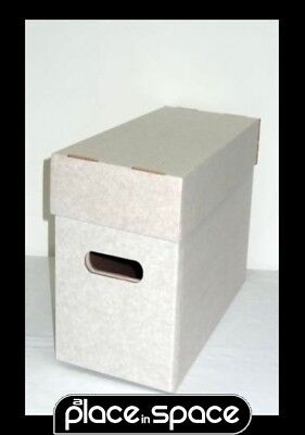 5 x STANDARD COMIC STORAGE BOXES (DIAMOND) - HOLD 200 COMICS EACH (SUPPLY961)