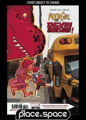 Moon Girl And Devil Dinosaur #34 (Wk34)