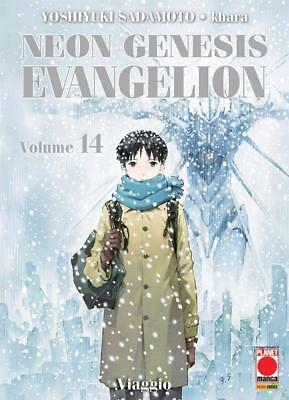 Sadamoto NEON GENESIS EVANGELION n. 14 - NEW COLLECTION Panini