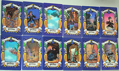 Harry Potter Chocolate Frog Cards 2001