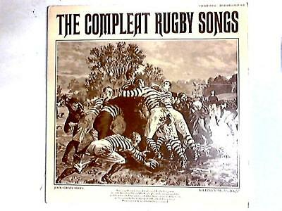 The Compleat Rugby Songs 2LP Gat (Various - ) SPD 1085 (ID:15348)