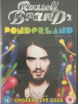 [DVD] Russell Brand: Ponderland - Series One