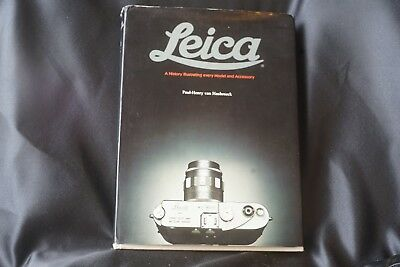 Leica: A History Illustrating Every Model and Accessory english Van Hasbroeck