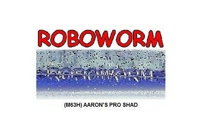 Roboworm Curly Tail Worms 5.5 Inch Shakey Head Handpour CL 8 Pack Any 18 Colors