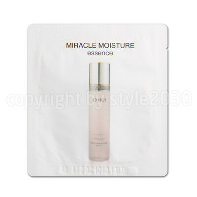 [O HUI] Miracle Moisture Essence 1ml x 10, 20, 30, 40, 90pcs Serum OHUI
