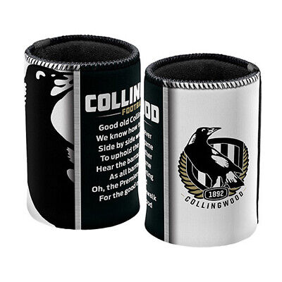 NEW Collingwood Magpies Stubby Holder