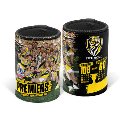 NEW Richmond Tigers 2017 Premiers Photo Stubby Holder