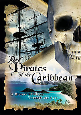 Real Pirates of the Caribbean DVD