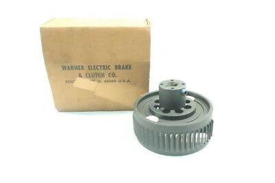 Warner 5370-751-010 Rotor Assembly 5/8in Bore