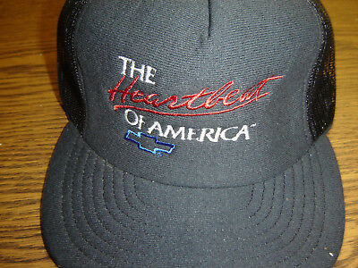 """The Heartbeat of America Cap    """"Made In USA"""""""