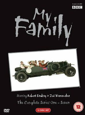 My Family - Series 1-7 Box Set [DVD] -  CD 7YVG The Fast Free Shipping
